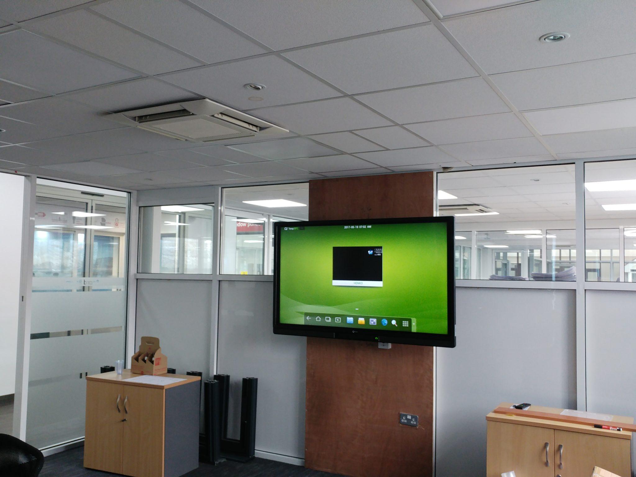 Everglade Windows Screen Installation