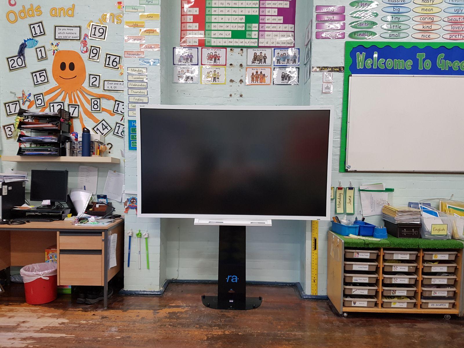 London School Installation